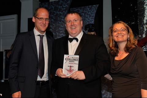 UK Claims Excellence Awards 2013 Customer Care Initiative of the Year